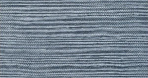 Sansai Sisal Grasscloth Blue GRS 6011 Designer