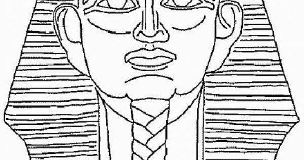 Ägypten 058 (kostenlose Malvorlagen und Ausmalbilder auf