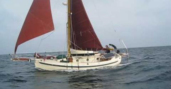Bristol Channel Cutter 28 James Baldwins Good Old Boats