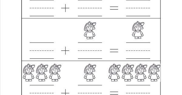 Adding 1 Worksheets: Great set of worksheets to reinforce