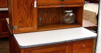 Small Sellers Cabinet | Hoosier Cabinets | Pinterest ...