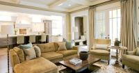 Living Room: similar to couch color, beautifully ...