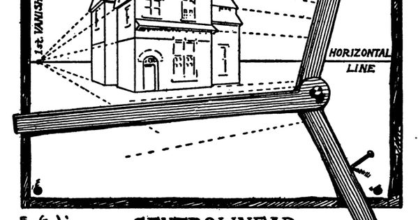Perspective Drawing Tutorials for Kids and Beginners : An