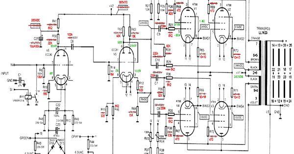 Velleman K8010 ampli de puissance http://www.diyparadiso