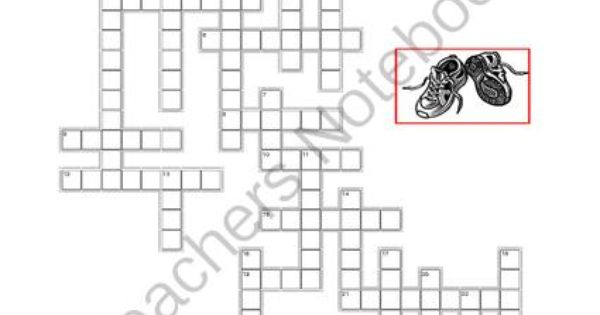 Maniac Magee: Synonym/Antonym Vocabulary Crossword--Use
