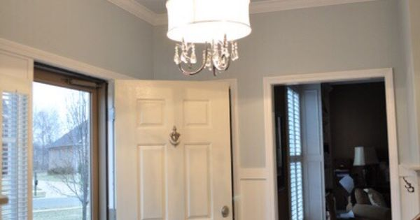 Wall Color Is Light French Gray Amp Ceiling Is Reflecting