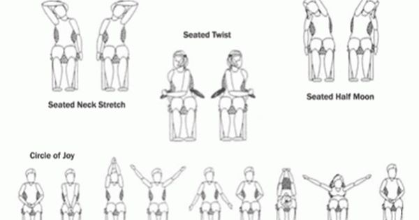 chair Yoga Adaptive yoga for CP  CP cerebral palsy