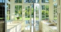 Greenhouse-Inspired Kitchens: Lots of Windows and Light ...