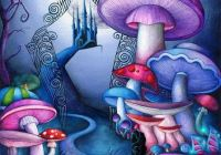 Alice in Wonderland Decor - Alice in Wonderland Wall Art ...