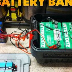 Rv Battery Bank Wiring Diagram Worcester Bosch S Plan Plus Save Thousands Of Dollars Building Your Own Diy Backup System For Solar, Wind ...
