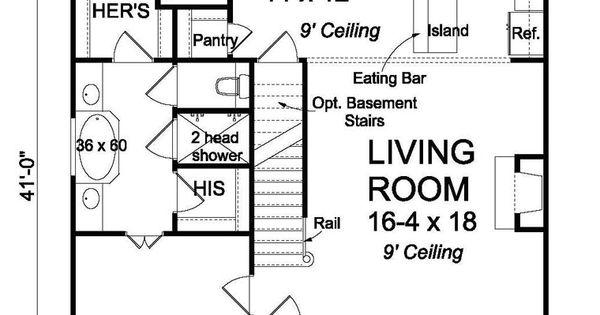1597 Sqft 3bd 25 Bath Double Head Shower Dream House