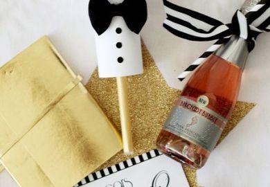 Oscar Party Swag Bag Ideas