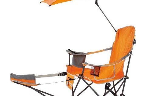 SportBrella Recliner Chair Orange SportBrellahttp