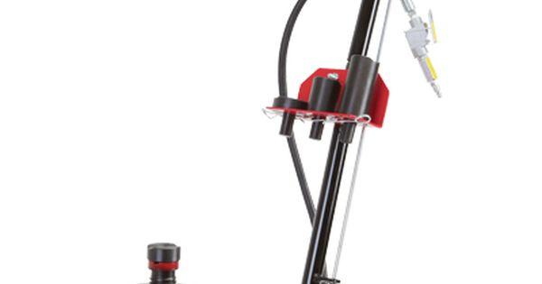 This pneumatic heavy-duty 22-Ton Strongway™ Air/Hydraulic