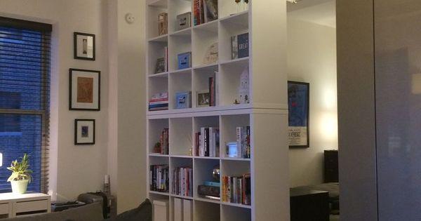 kallax 25 cube room divider  Google Search  Ikea Kallax