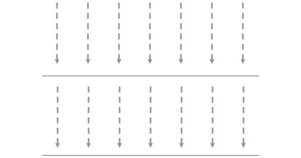 Tracing Vertical Lines #education #printable #worksheet