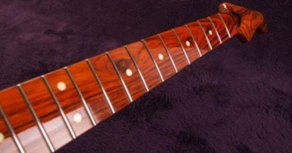fender guitar wiring diagram lewis dot for c2h6 exotic wood musikraft finish strat-tele neck | strat diy upgrades pinterest woods and ...