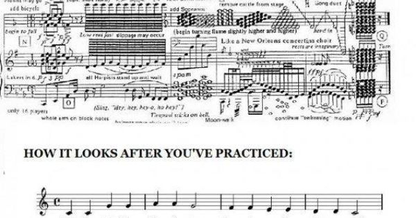 Whatever you do, don't stop! 5 Sight Reading Tips for