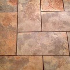 Home Depot Kitchen Remodel Lowes Sinks Stainless Marazzi Vitaelegante Ardesia 12 In. X 24 Porcelain ...