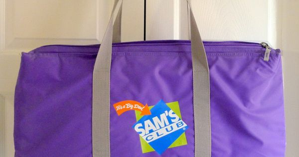 Sams Club ThermaFlect Shopping Bag Frozen or Hot Food