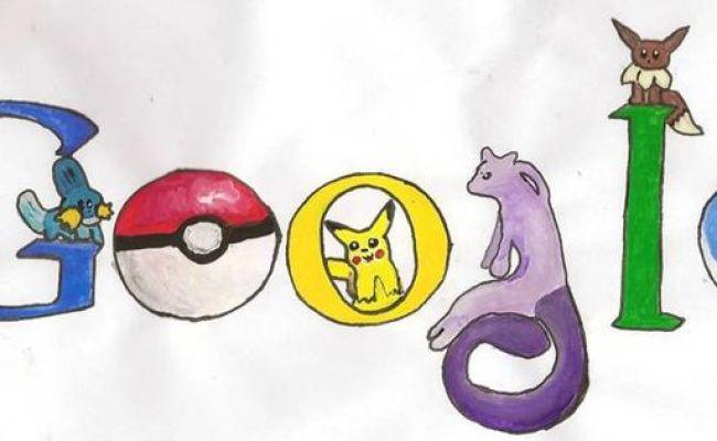 Pokemon Doodle 4 Google Cool Stuff Pinterest Pokemon