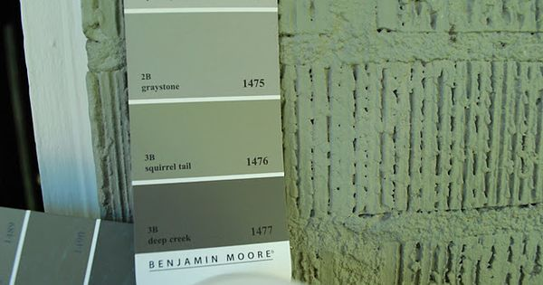 Benjamin Moore Squirrel Tail 1476  Paint colors  Pinterest  Benjamin moore House beautiful