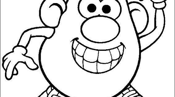 Mr. Potato Head to review the five senses...how we