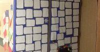 Igloo Classroom Door for Christmas | School | Pinterest ...