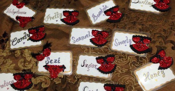 Nombres de batalla gafetes para despedida de soltera  Despedida de soltera  Pinterest