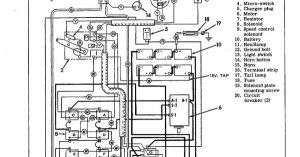 HarleyDavidson Electric Golf Cart Wiring Diagram This is really awesome | cart | Pinterest