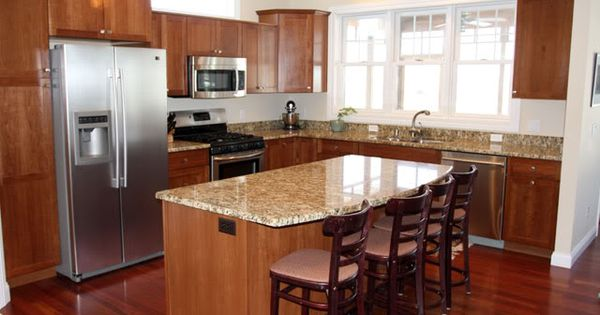 Kitchen Islands with Seating  Does your island seating
