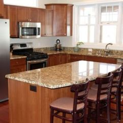Beautiful Kitchen Islands Calphalon Towels With Seating | Does Your Island ...