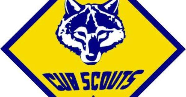 cub scout logo - blue