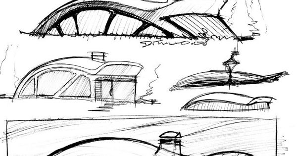 Pin by Suren Amirkhanyan on Sketch Architecture