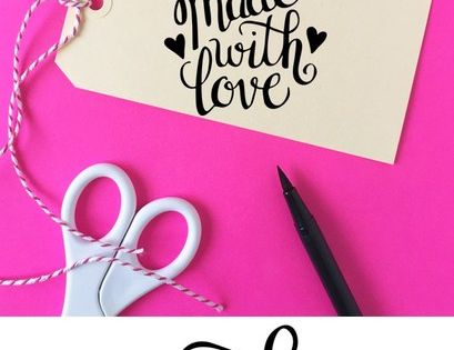 Fichier Studio Sst Silhouette Gratuit Made With Love Silhouette Cameo Pinterest