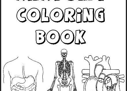 Human Anatomy Coloring Book Download Club members can