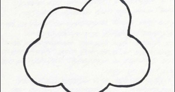 While Wearing Heels: Cloud Shaped Hand Warmers