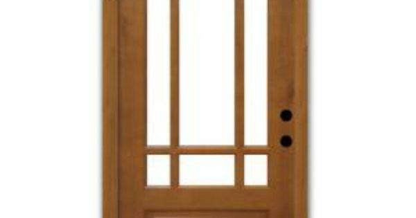 Home Depot Potential Front Door.