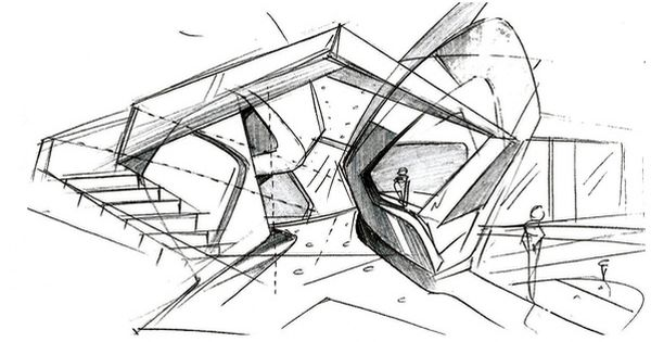 Architecture Design Concept Sketches Best Design Ideas