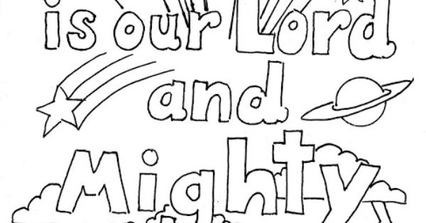 Psalms, Coloring and Coloring pages on Pinterest
