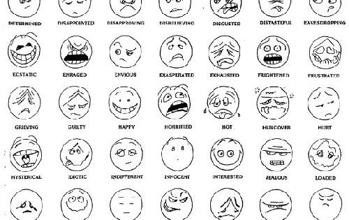 Recreation Therapy Ideas: Emotion Charades from