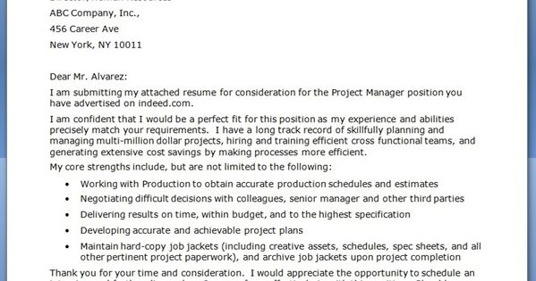 Best Sample Cover Letters Need Even More Attention