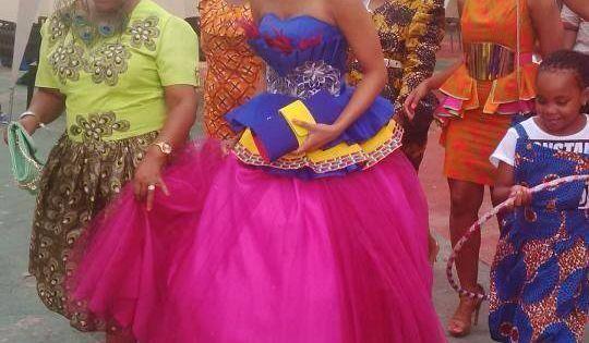 Sepedi Traditional Wedding Dresses Designs for Bridal