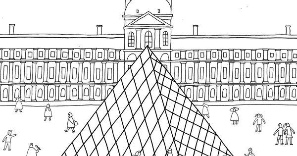 Paris Coloring Book: Min Heo, Gloria Fowler: 9781623260484