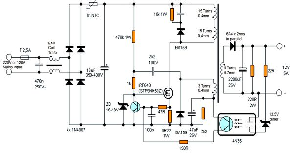 circuit diagram diagram electronic circuits projects