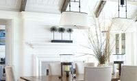 Nice ceiling detail. Coffered Ceiling - Gray Rustic Wood ...