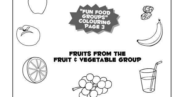 Show this to your kids! Fruits from the fruit and