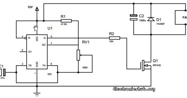 complete basic tutorial for 555 timer ic electronic circuit