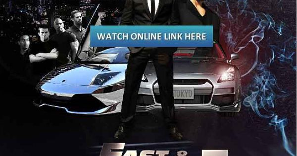 Watch Fast & Furious 7 Online Free Full Movie Bluray Rip