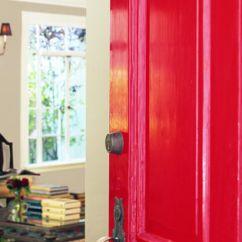 Tan Sofa Ideas Cotton Duck Pet Cover Dunn-edwards Paints Paint Colors: Door: Red Contrast ...